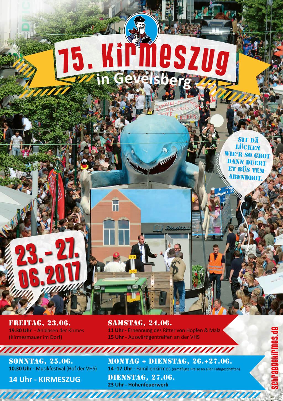 Gevelsberger Kirmes 2017 | Die schrägste Kirmes in Europa